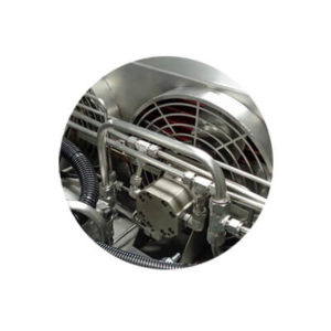 Hydraulic Air Conditioning