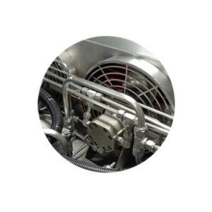 Hydraulic air conditioning