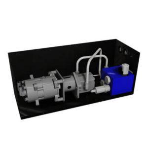 Hydraulic Compressor Drive