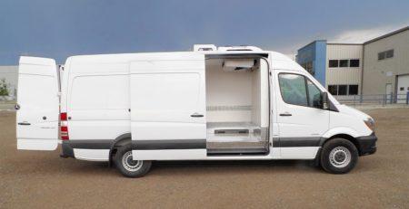 Polar Refrigerated Truck