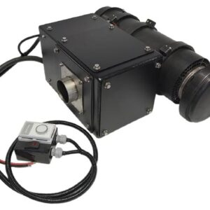 CF2 Heated pressurizer with control module