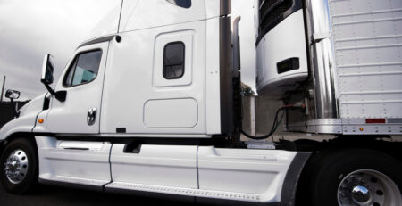 Semi-Truck Trailer Refrigeration Units