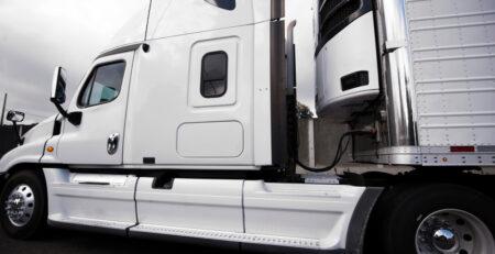 Semi-Truck Trailer Refrigeration Units