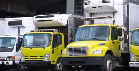 Transport Refrigeration Units