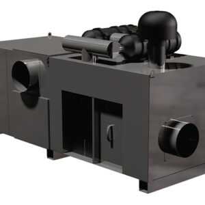 P-8500 Ultra Air Emergency HVAC Heater A/C