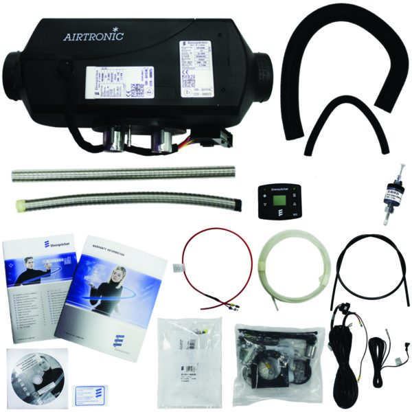 Espar Air Heating System